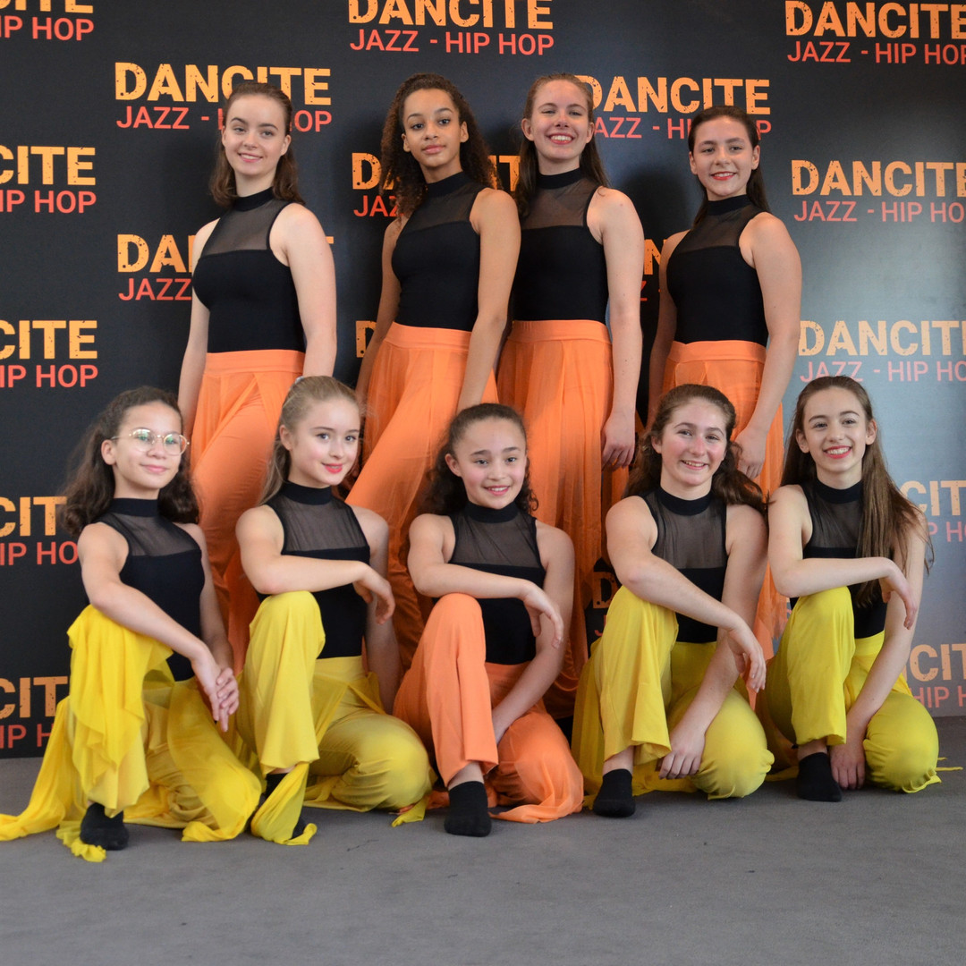 Studio 52 Junior Dance Group
