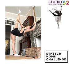 Stretching - Ballet