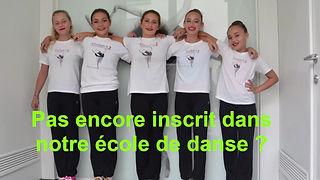 Cours de danse: reprise des cours et Portes Ouvertes