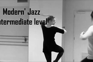 Modern Jazz Intermediate Level for Adults