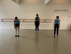Cours acro danse (10-15 ans)