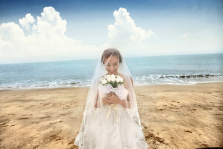 婚紗照拍攝註意事項