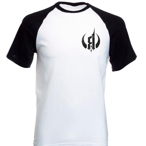 Camiseta Raglan Símbolo