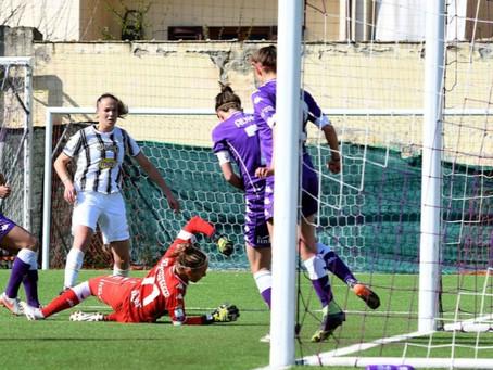 Serie A Femminile, Fiorentina Femminile - Juventus Women 1‐2