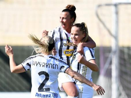 Serie A Femminile, Fiorentina Femminile - Juventus Women 1-2: le pagelle