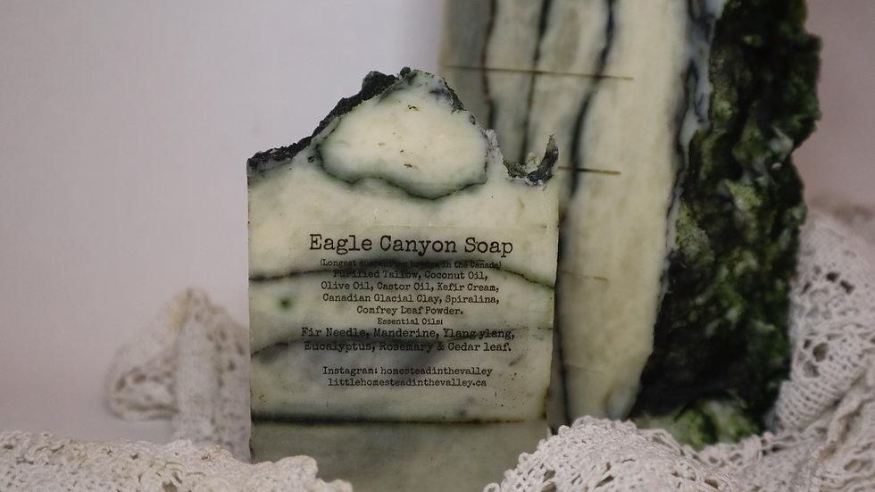 Eagle Canyon Soap