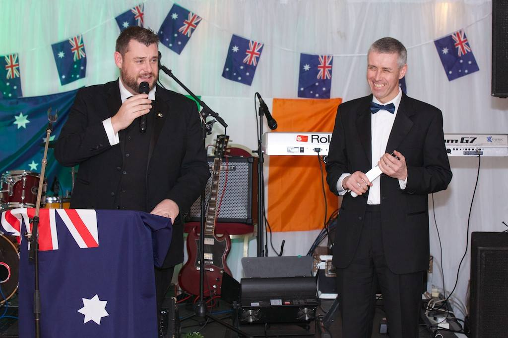 Ireland Australia Association Raffle