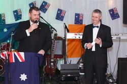 Ireland Australia Association Raffle
