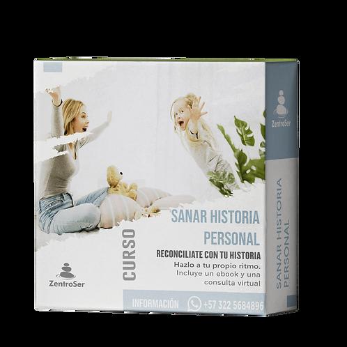 Curso Virtual Sanar Historia Personal+ Consulta