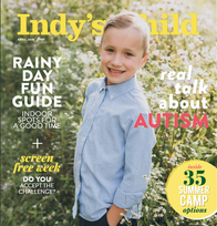 """Indy's Child Magazine Article: """"Real Talk about Autism"""""""