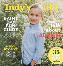 "Indy's Child Magazine Article: ""Real Talk about Autism"""