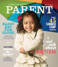 "Cincinnati Parent Magazine: ""Real Talk About Autism"""