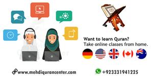 Al Mehdi Online Quran Center ad Online Quran Teaching Center for Shia Muslims