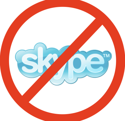 How to use Skype in countries where it is blocked