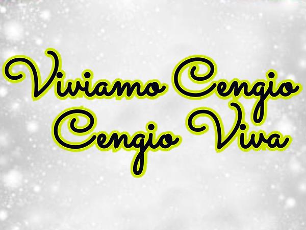 """AL VIA L'INIZIATIVA """"VIVIAMO CENGIO, CENGIO VIVA"""""""