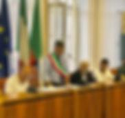 PRIMO CONSIGLIO COMUNALE DELL'ERA DOTTA