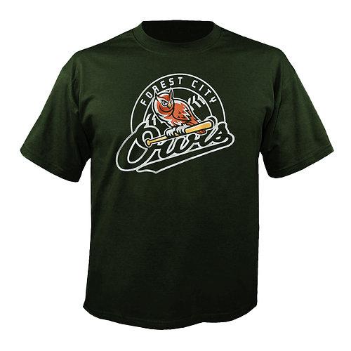 Forest City Owls Logo Shirt