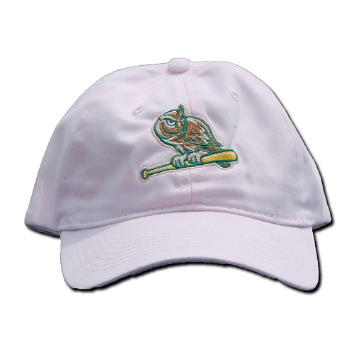 Pink Owls Hat