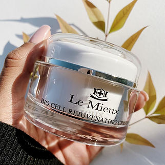 le mieux Bio Cell Rejuvenating Cream 2.j