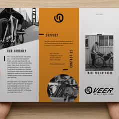 Brochures and Printable Marketing Materials