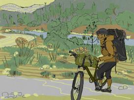 Social Distance Bike Shuttle