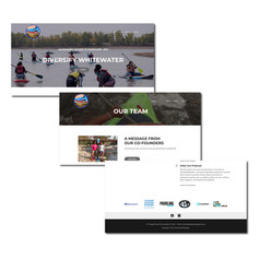 Diversify Whitewater Website