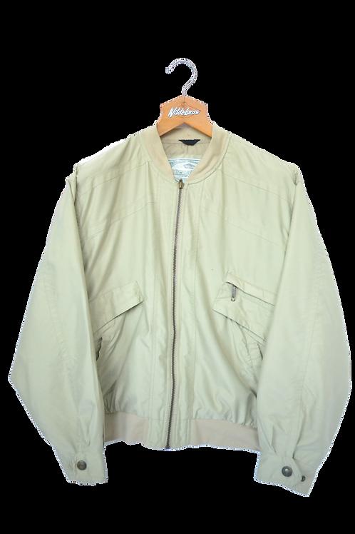Microfiber Jacket Sand M