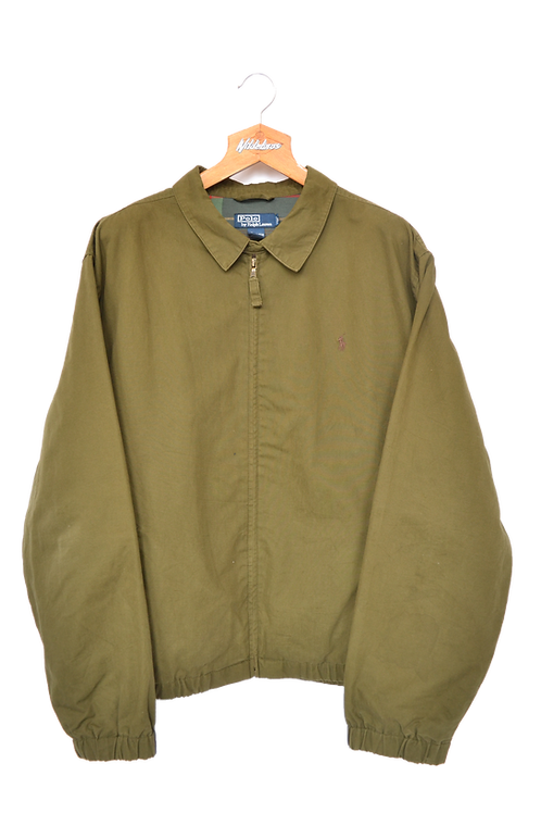 Ralph Lauren Harington Jacket Olive XXL