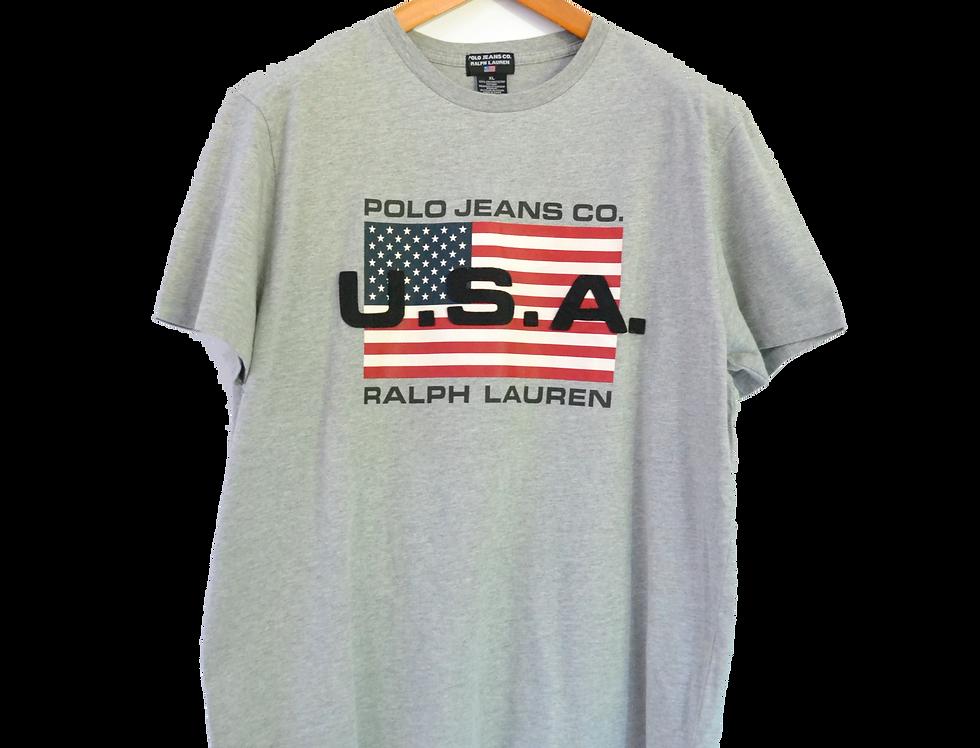 Ralph Lauren Polo Jeans Co. USA Tee XL