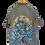 Thumbnail: Electric Thunder Dragon Graphic Shirt L