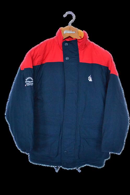 Nautica Sailing Puffer Coat XS