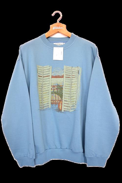 Deadstock Early 90s Jockey Sweatshirt XL
