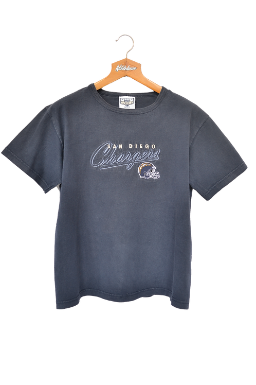 San Diego Chargers Football T-shirt L