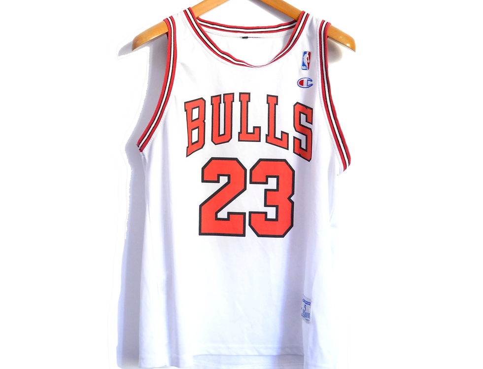 Champion Bulls Micheal Jordan Jersey XL