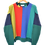 Thumbnail: Carlo Colucci  Multi Coloured knitted Sweatshirt L