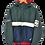 Thumbnail: Nautica Sailing Reversible Fleeced Coat M