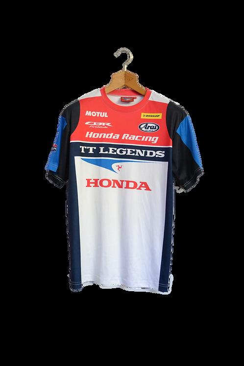 Honda TT Legends Official Merchandise Fan Tee L