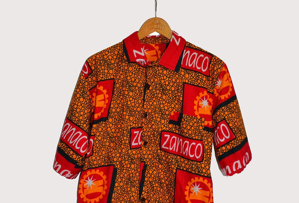 Full Print Shirt Zanaco L