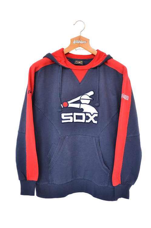 Chicago White Sox NBA Cooperstown Collection Hoodie M