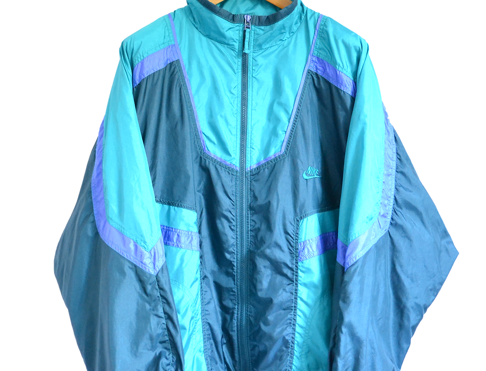 Nike late-80s Track Jacket XXL