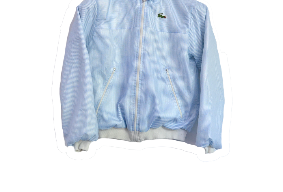 Lacoste Terry Cloth Padded Track Jacket XXS