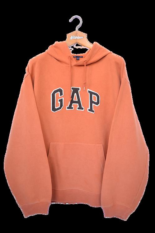 GAP Spellout Carrot Hoodie XL