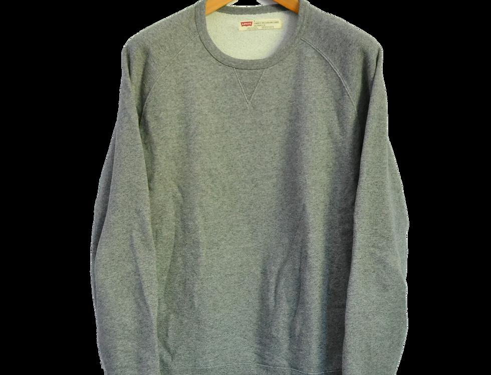 Levi's Grey Sweatshirt M