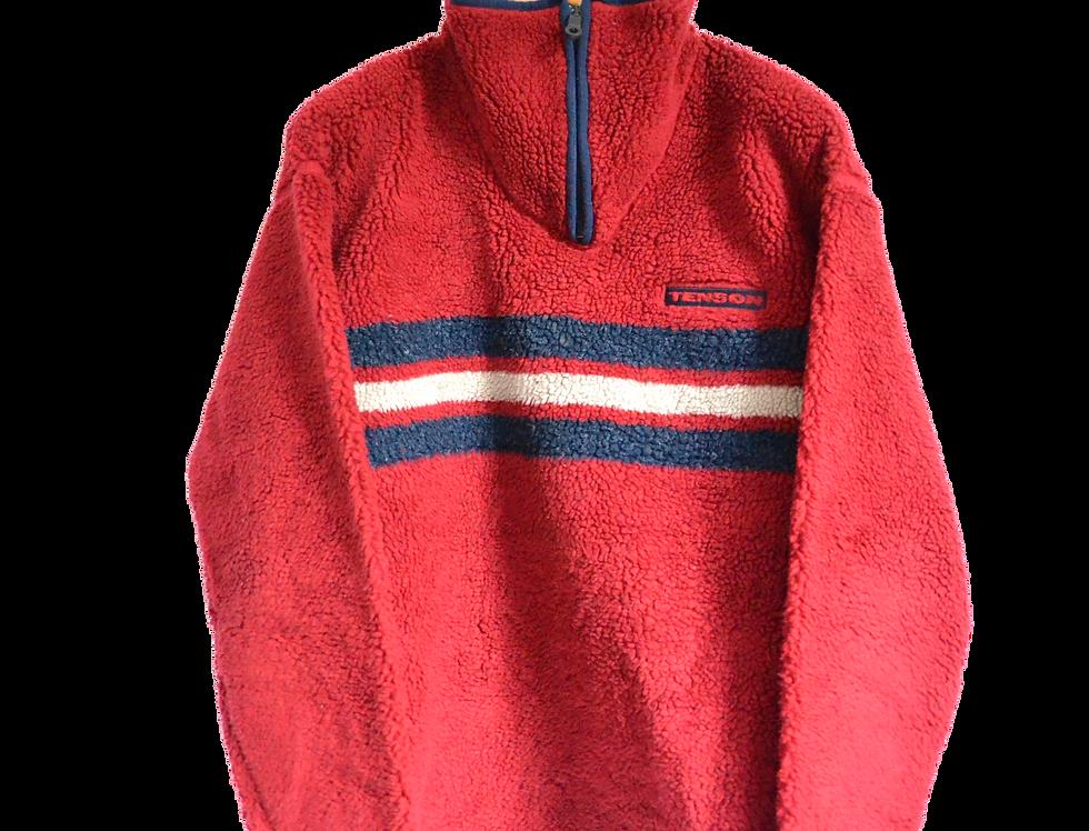 Tenson Deep Pile Fleece 1/4 Jacket XXXL