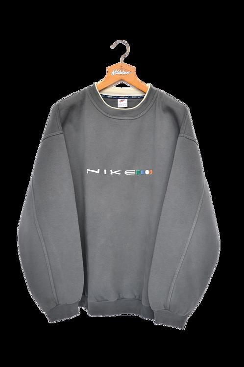 1994 Nike Spellout Sweatshirt XXL
