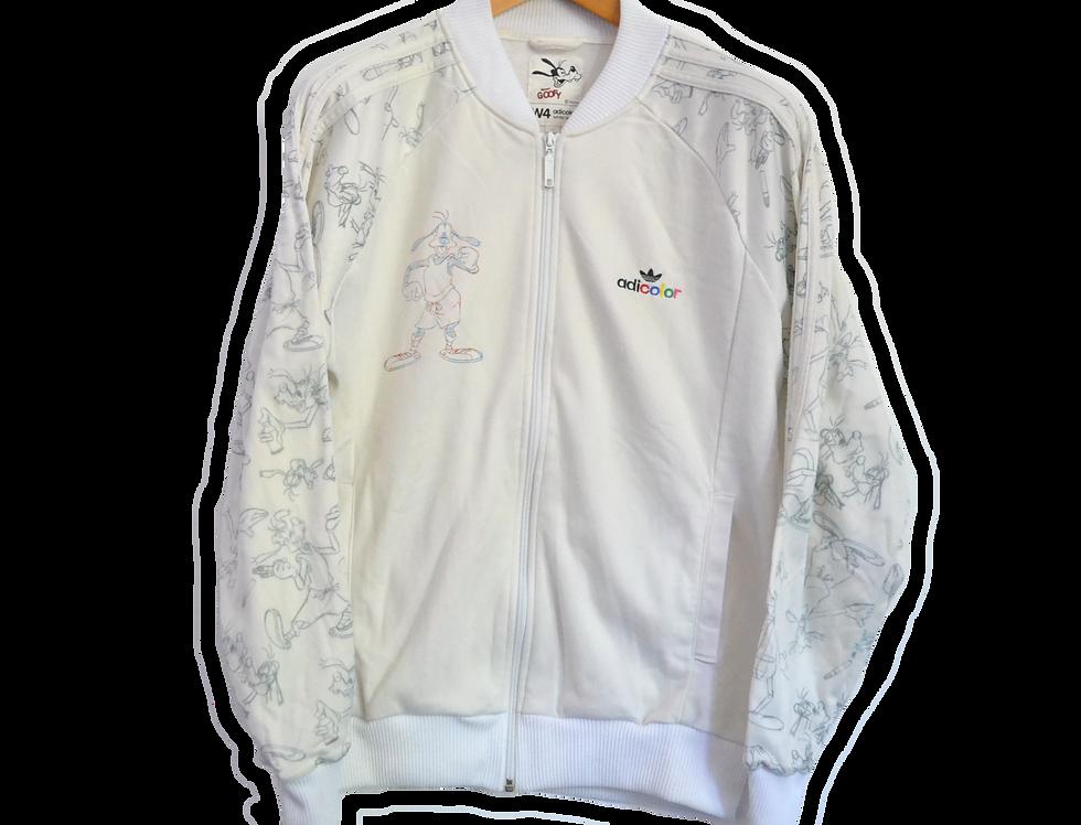 Adidcolor W4 White Series Sport Goofy Track Jacket M