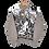 Thumbnail: Le Coq Sportif 90's 1/4 Sweatshirt M