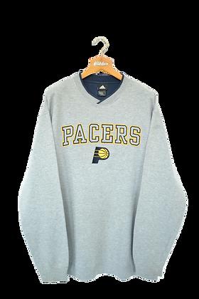 Adidas NBA Indiana Pacers 2006 Spellout Crewneck XXL