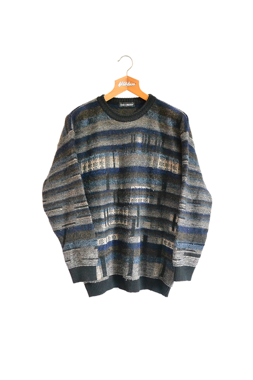 Enzo Lorenzo Knitted Jumper L