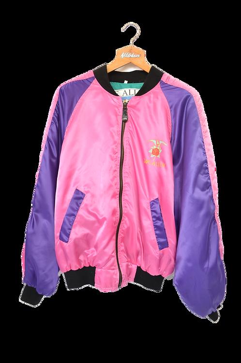 1986 Joe Allen Amsterdam Varsity Jacket L